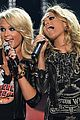 carrie underwood miranda lambert perform billboard music awards 2014 03