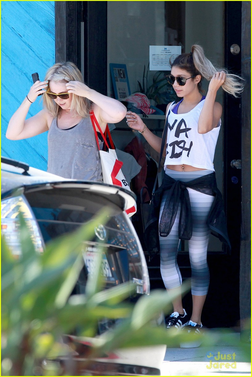 vanessa hudgens beauty trends pilates 133113286