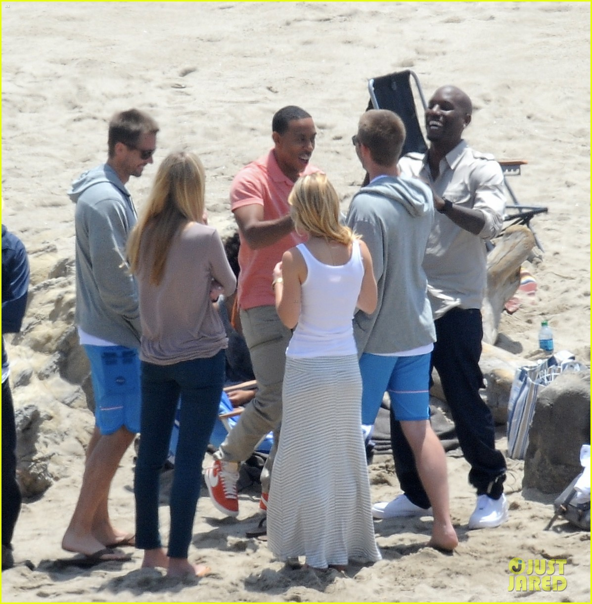 paul walkers brothers get to work on fast furious 7 with the cast 023118122