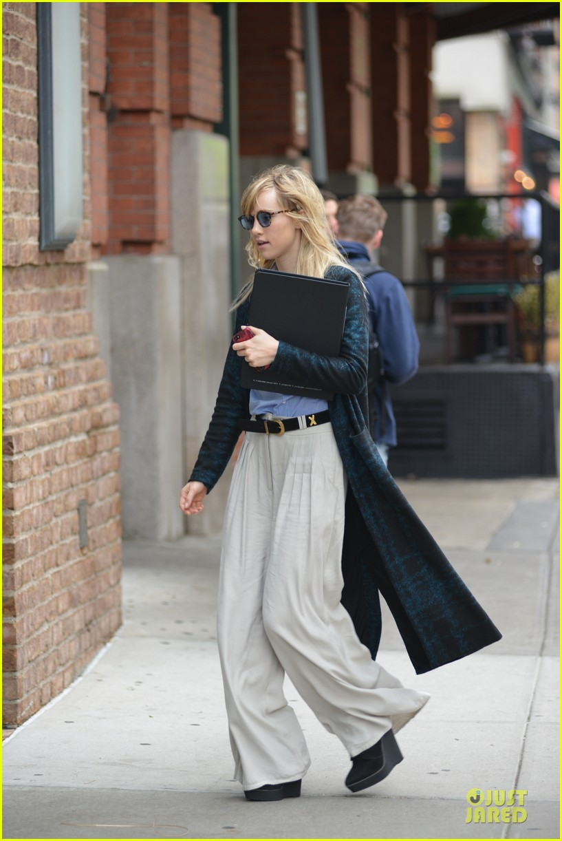 suki waterhouse wedding while prepping for met 103109751