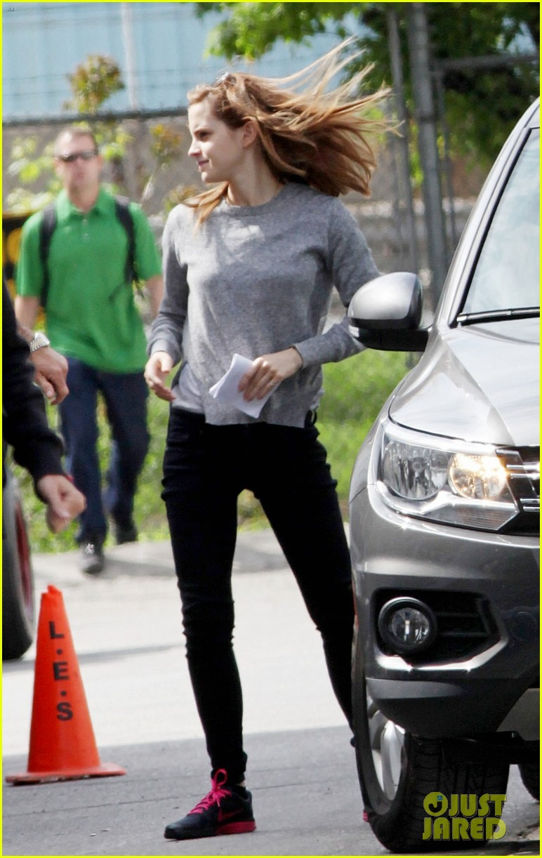 emma watson back to work after graduation 043124033