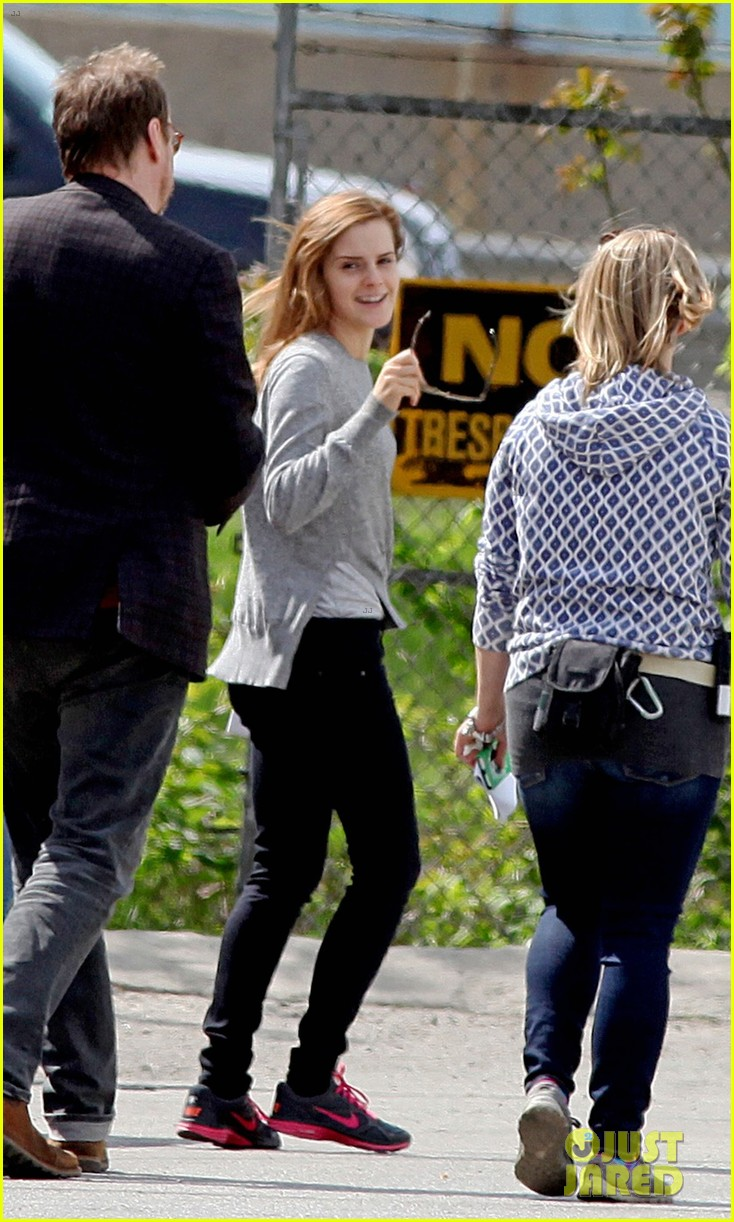 emma watson back to work after graduation 053124034