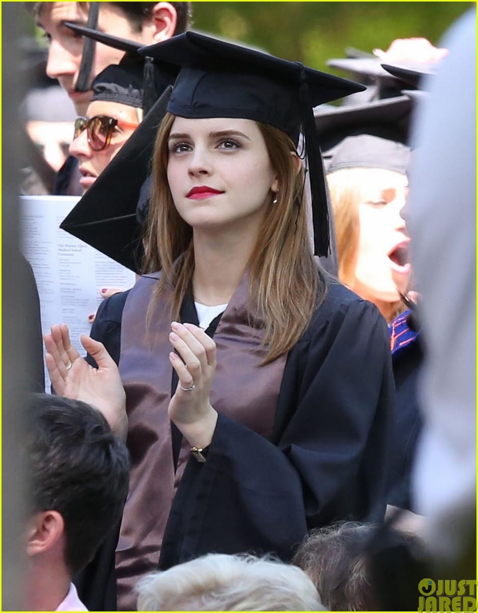 emma watson graduates brown university lit major203122099