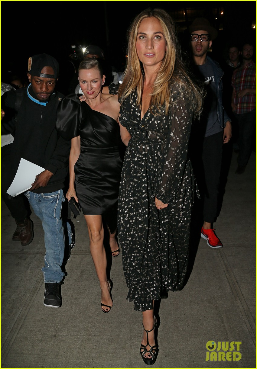 naomi watts dita von teese are party gals after met ball 2014 043106931