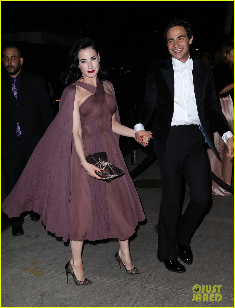naomi watts dita von teese are party gals after met ball 2014 093106936