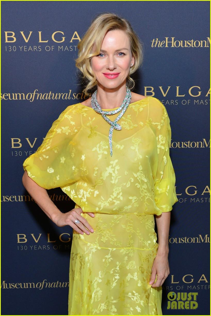 naomi watts wears gorgeous jeweled snake necklace to bulgari gala 063103211