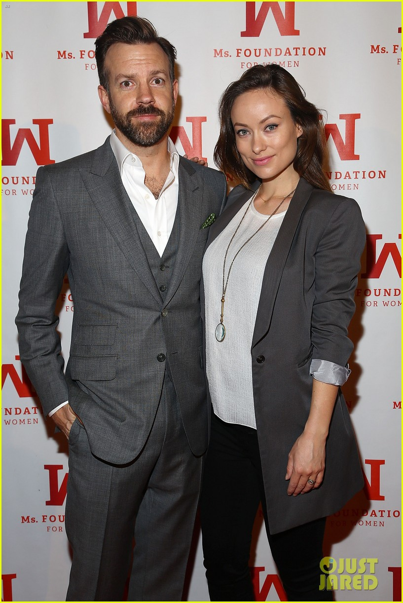 olivia wilde hits the red carpet one week after giving birth 07