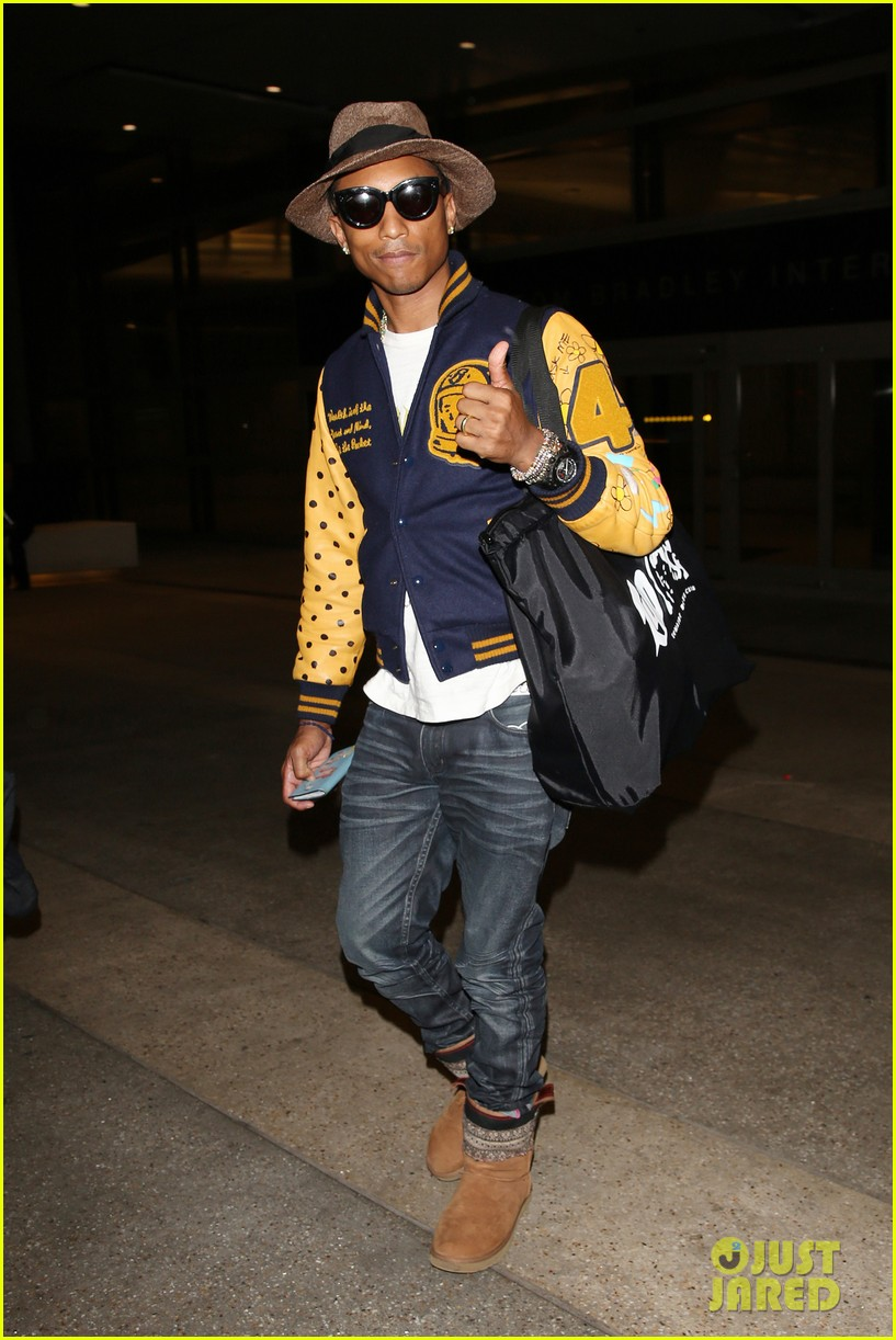 pharrell williams wife helen lasichanh look oh so serious 033124157