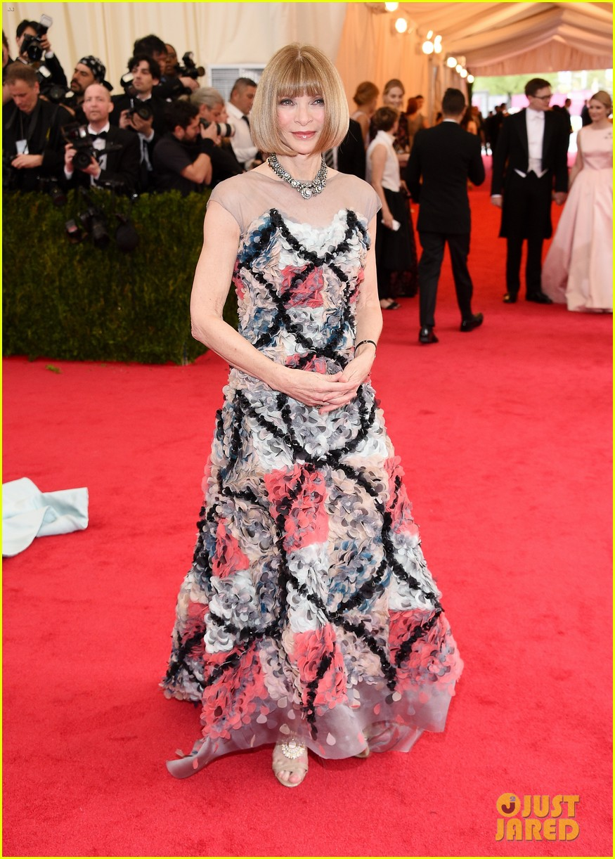 anna wintour met ball 2014 013105879
