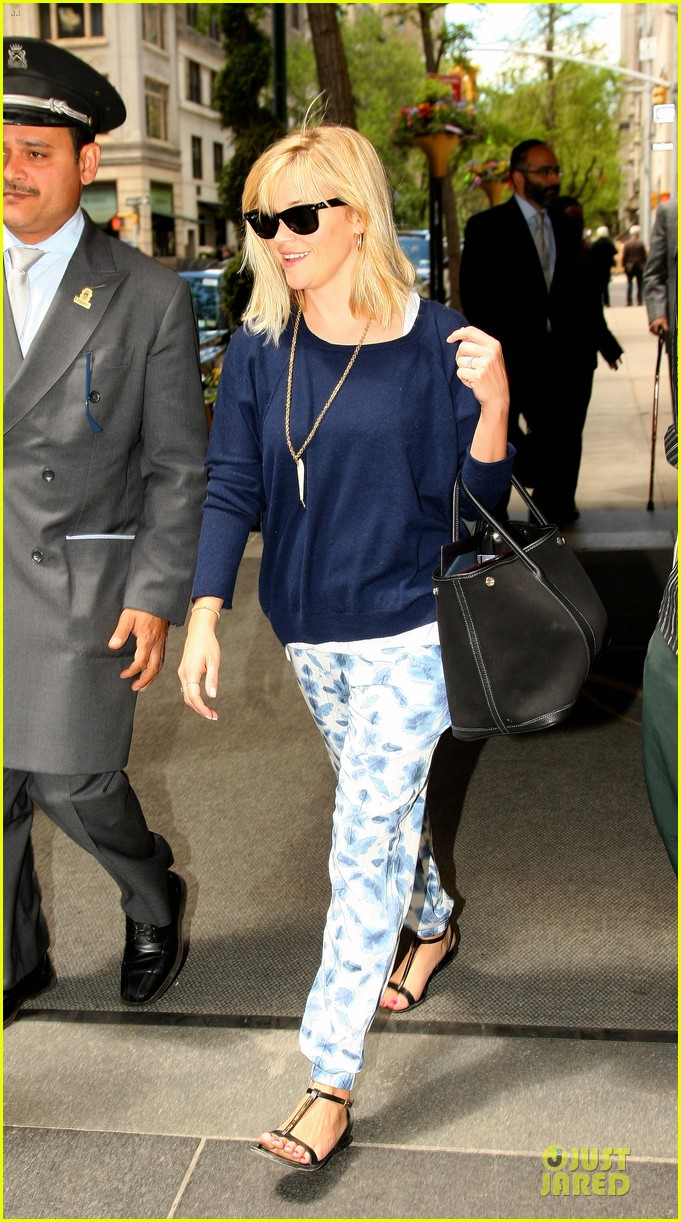 reese witherspoon goes comfy after met 043107661