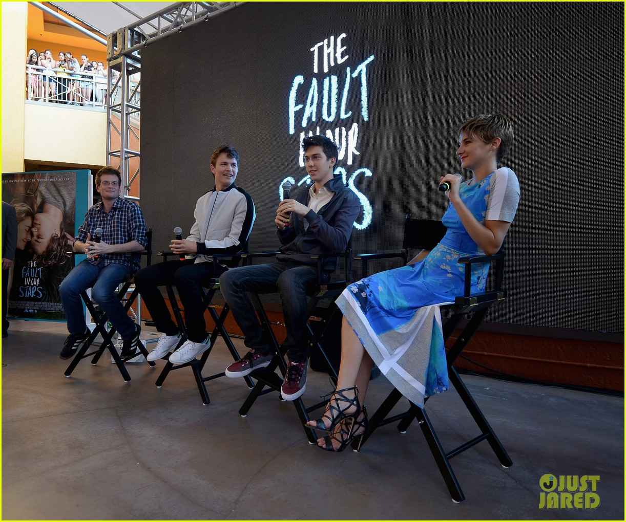 shailene woodley kissing ansel elgort in the fault in our stars 05