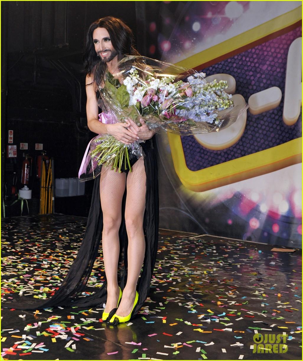 conchita wurst shoots down lady gaga tour rumors 05