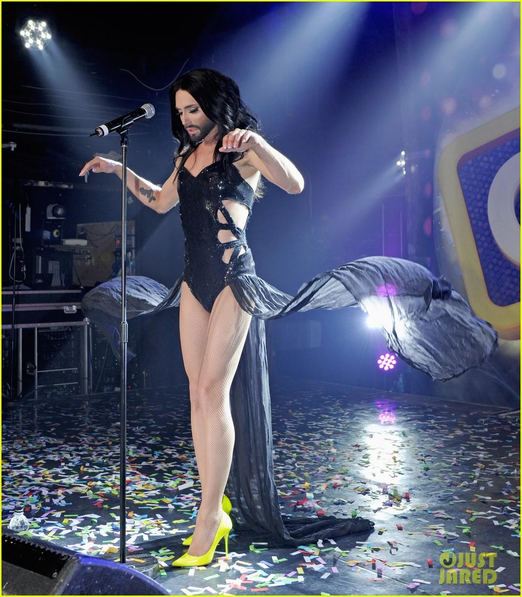 conchita wurst shoots down lady gaga tour rumors 143121865