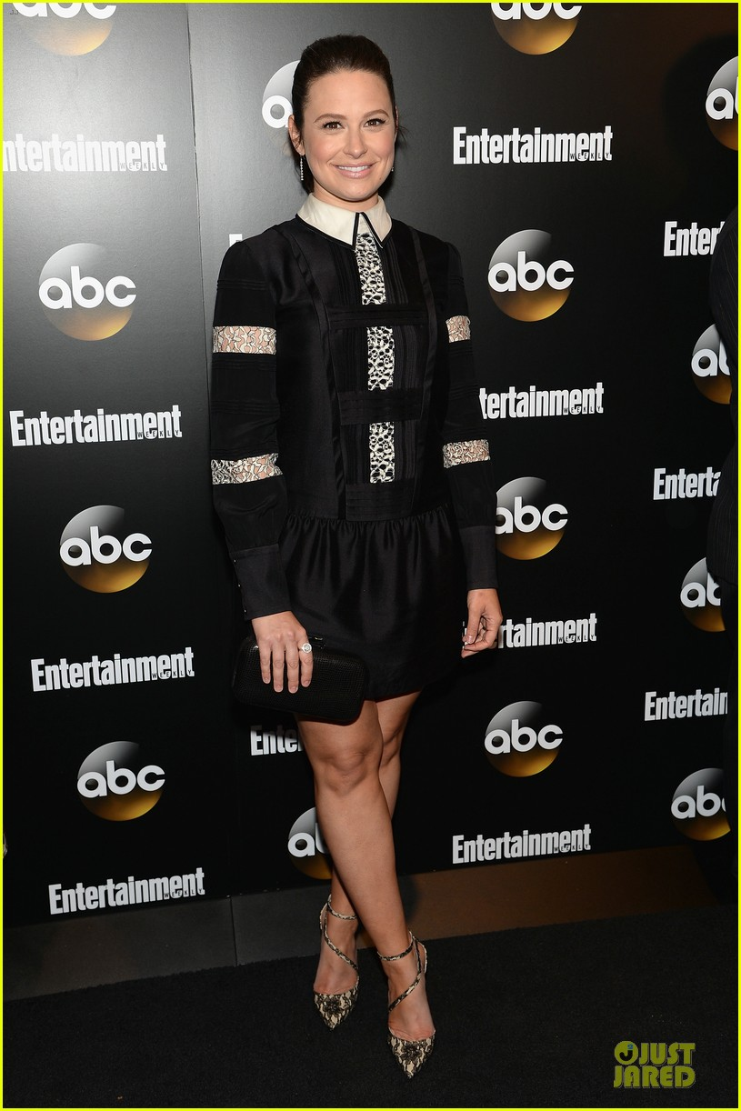 bellamy young tony goldwyn scandal abc upfront party 033112923