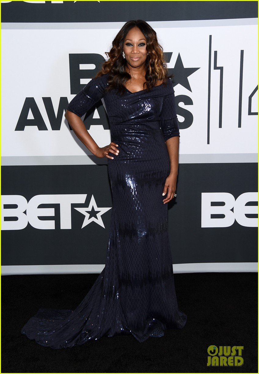 yolanda adams lionel richie bet awards 2014 123146536