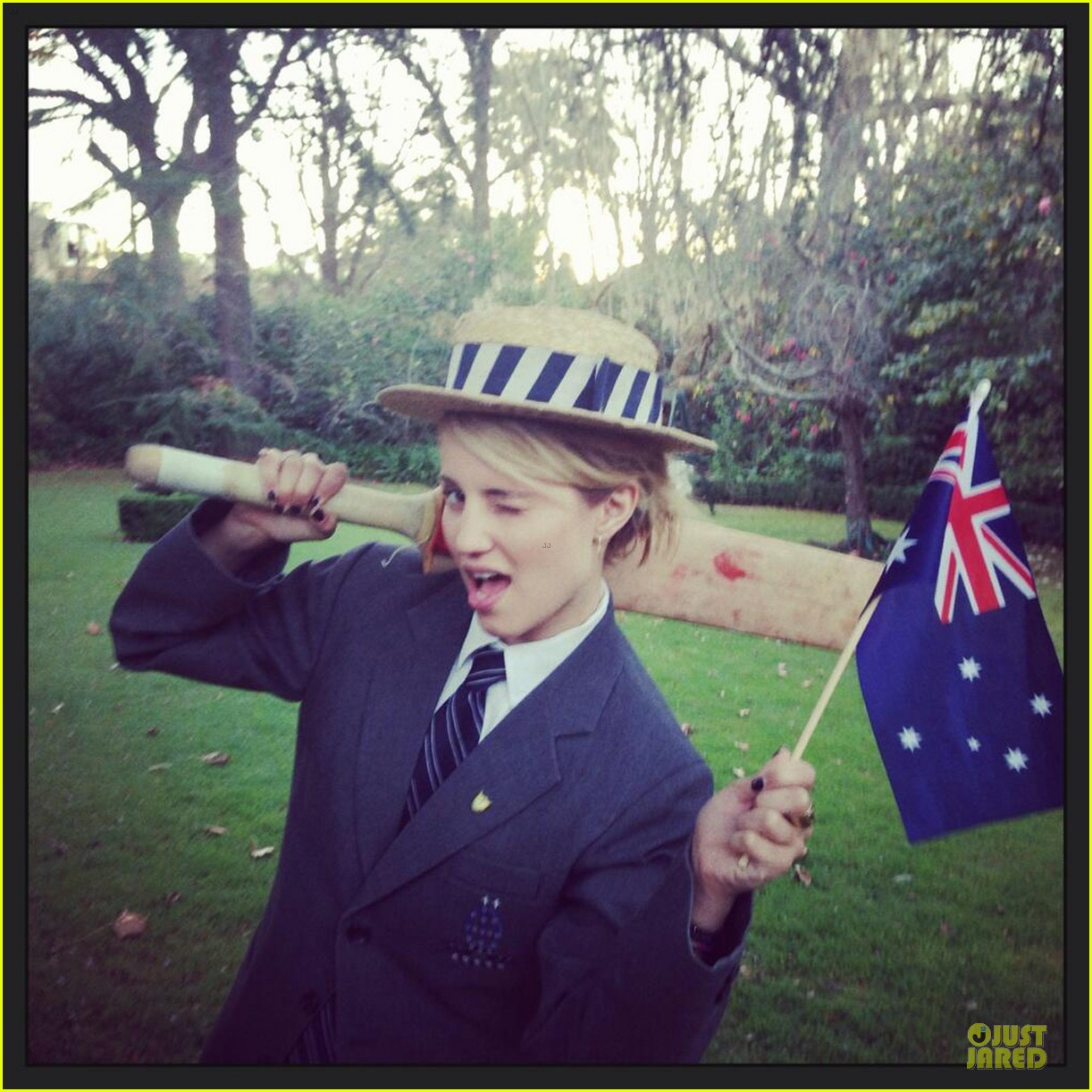 dianna agron goes down under for beau thomas cocquerel 043130238