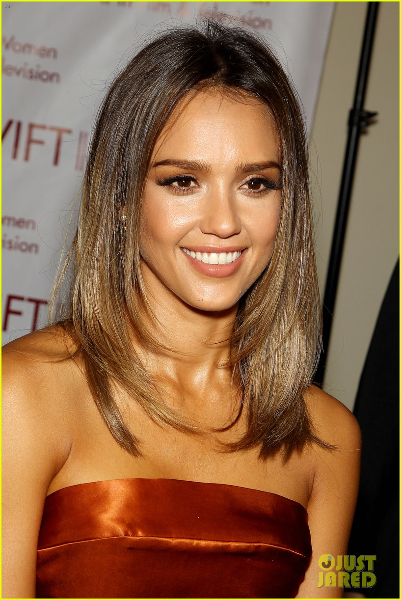 jessica alba rose byrne honor ny women in film tv 33
