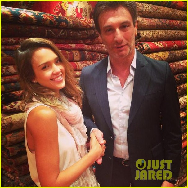 jessica alba plays dress up while spending time in turkey 033141630