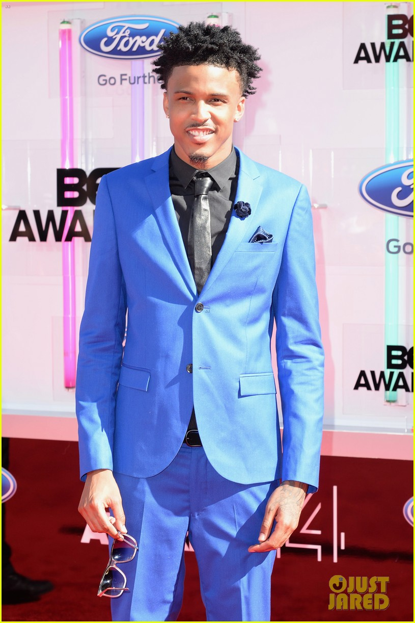 august alsina bet awards 2014 063146479
