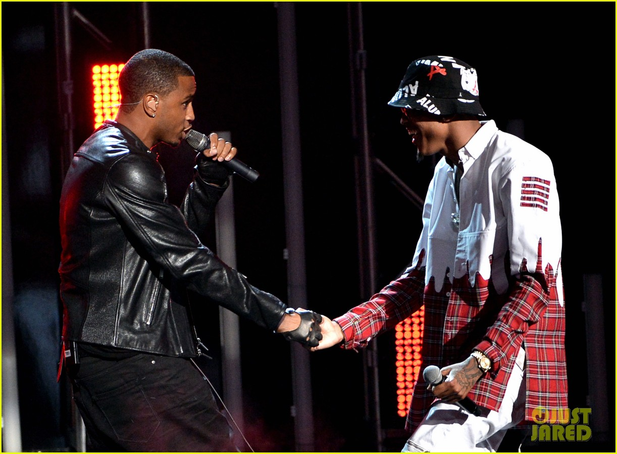 august alsina bet awards 2014 153146488