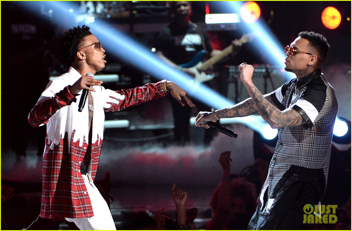 august alsina bet awards 2014 163146489
