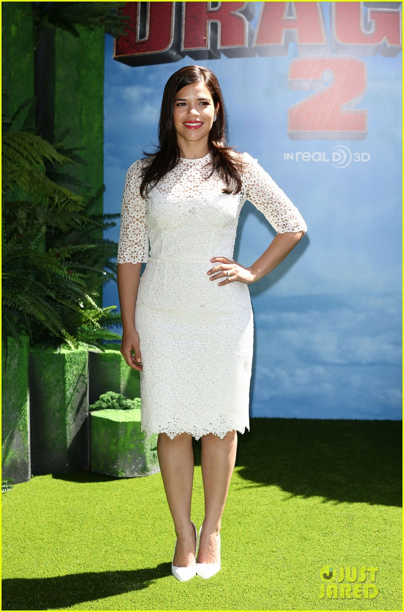 america ferrera how to train dragon 2 london 053141139