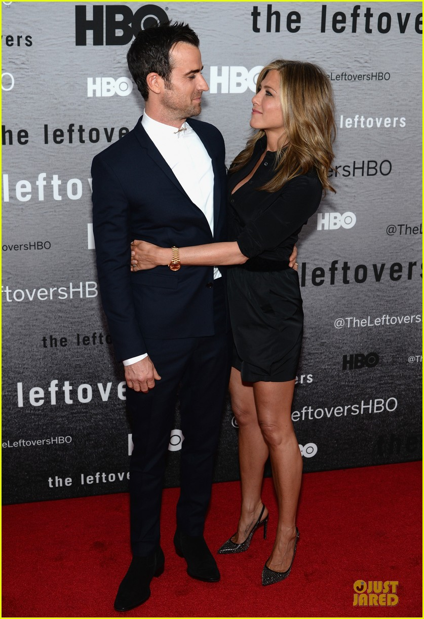 jennifer aniston justin theroux chemistry at leftovers premiere 013142055