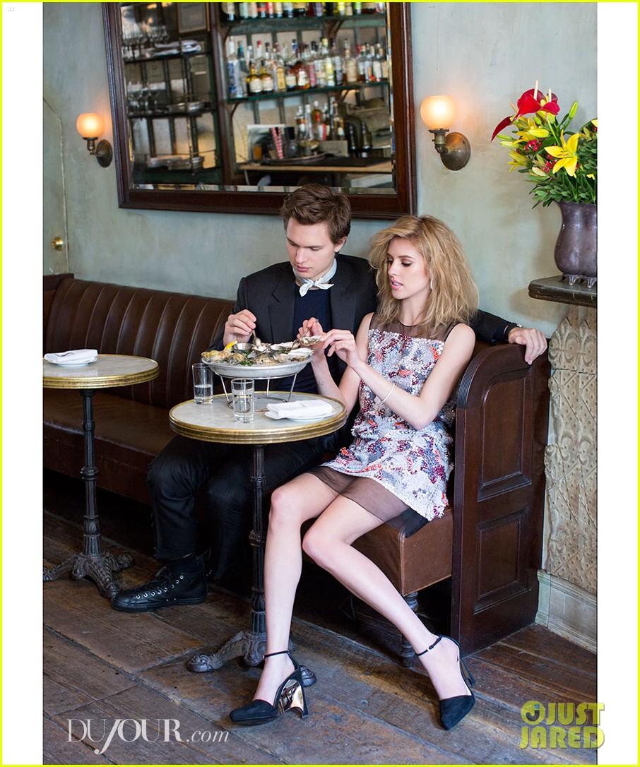 ansel elgort du jour magazine exclusive pic 033128215