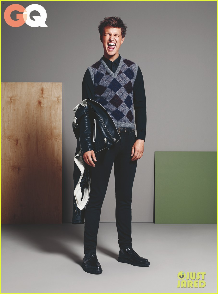 ansel elgort gq feature fault in our stars 023143956