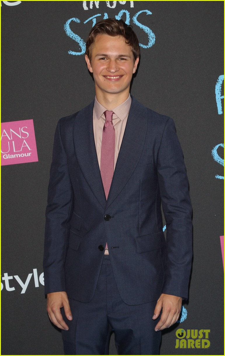 ansel elgort nat wolff fault in our stars premiere nyc 063126967