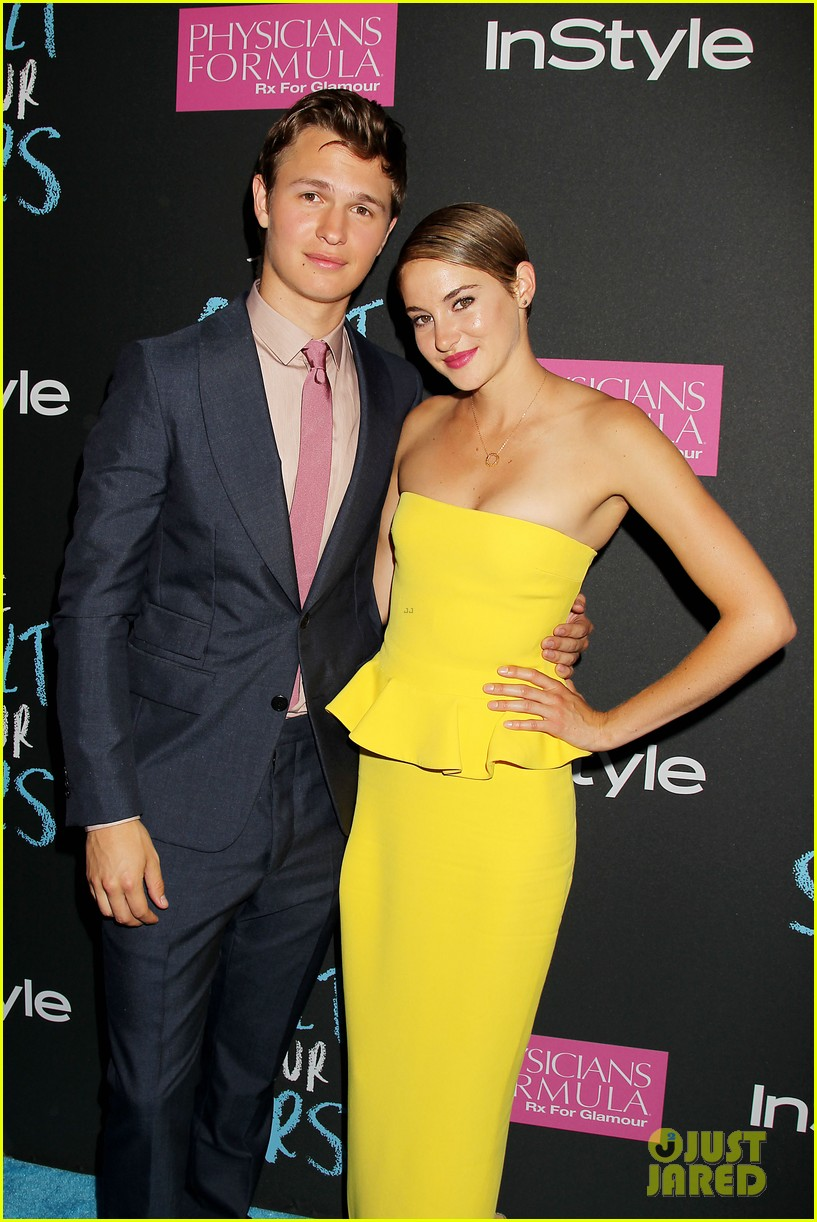 ansel elgort nat wolff fault in our stars premiere nyc 113126972
