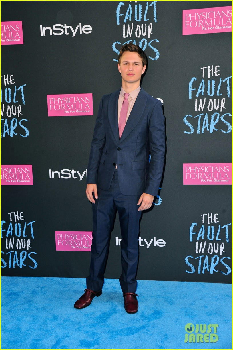 ansel elgort nat wolff fault in our stars premiere nyc 123126973