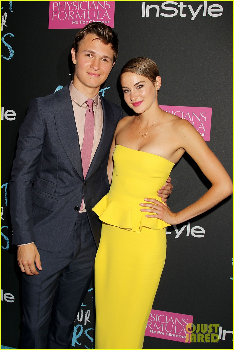 ansel elgort nat wolff fault in our stars premiere nyc 14