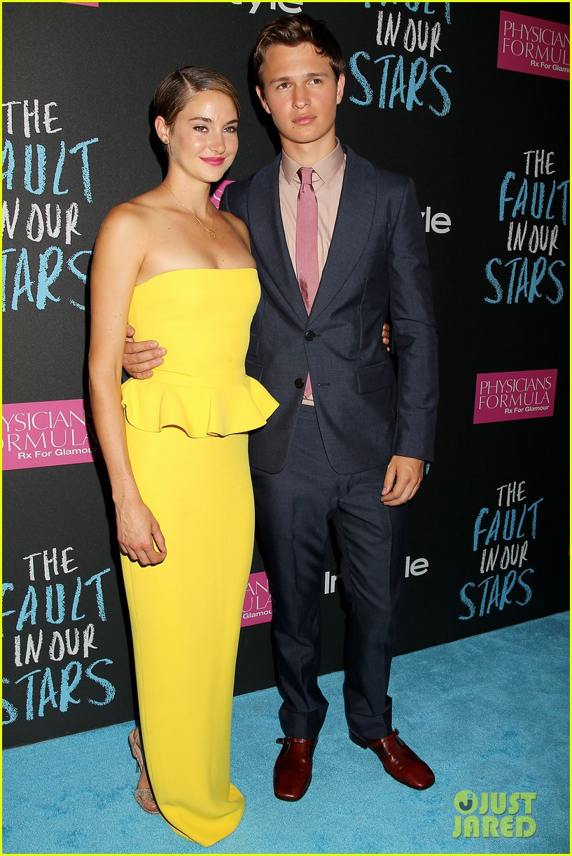 ansel elgort nat wolff fault in our stars premiere nyc 243126985