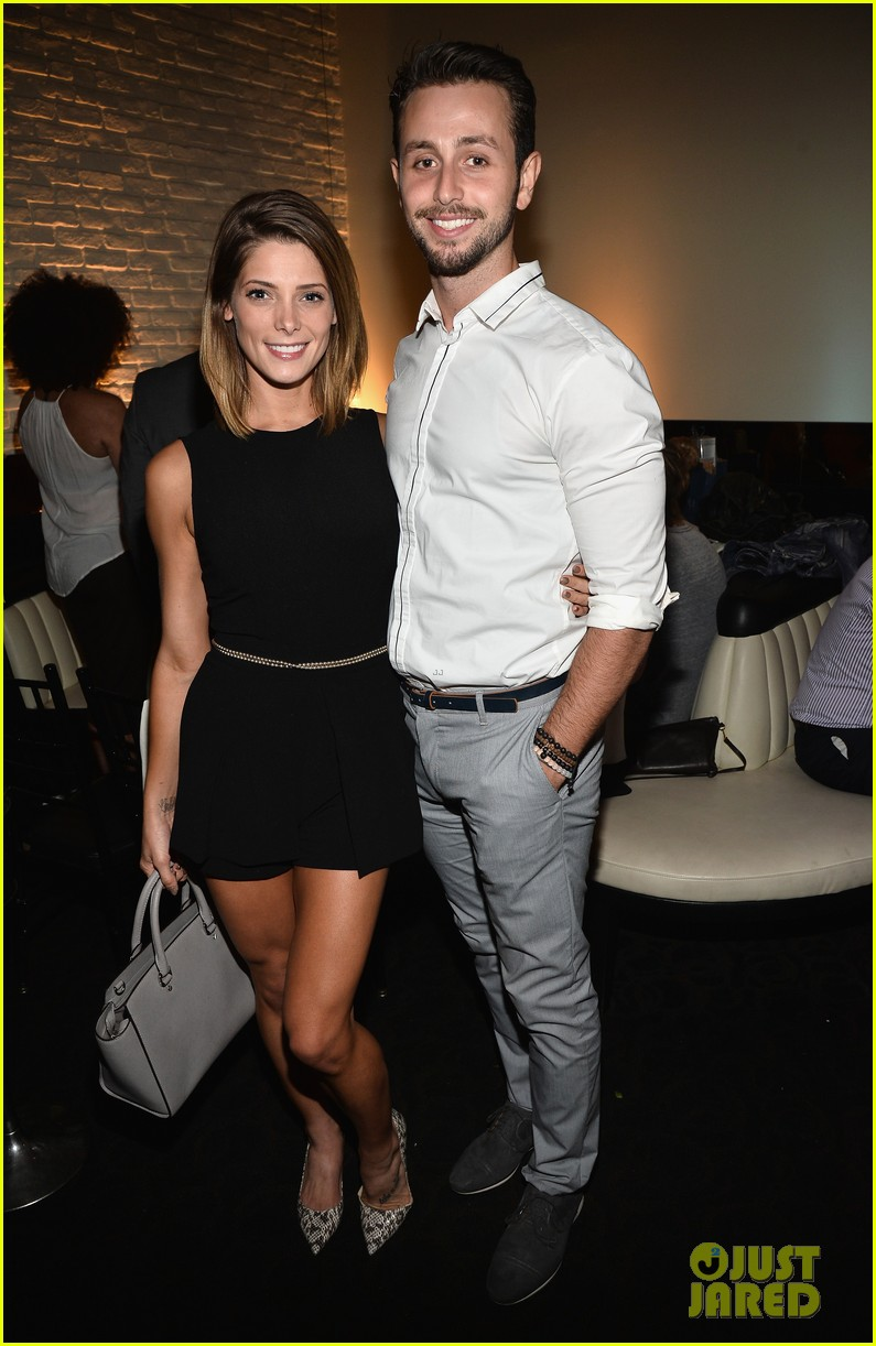 ashley greene paul khory stk anniversary party 053128762