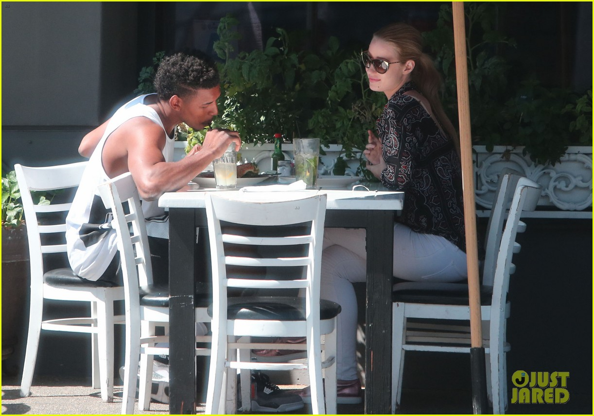 iggy azalea boyfriend nick young are one cute couple lunch 113135075