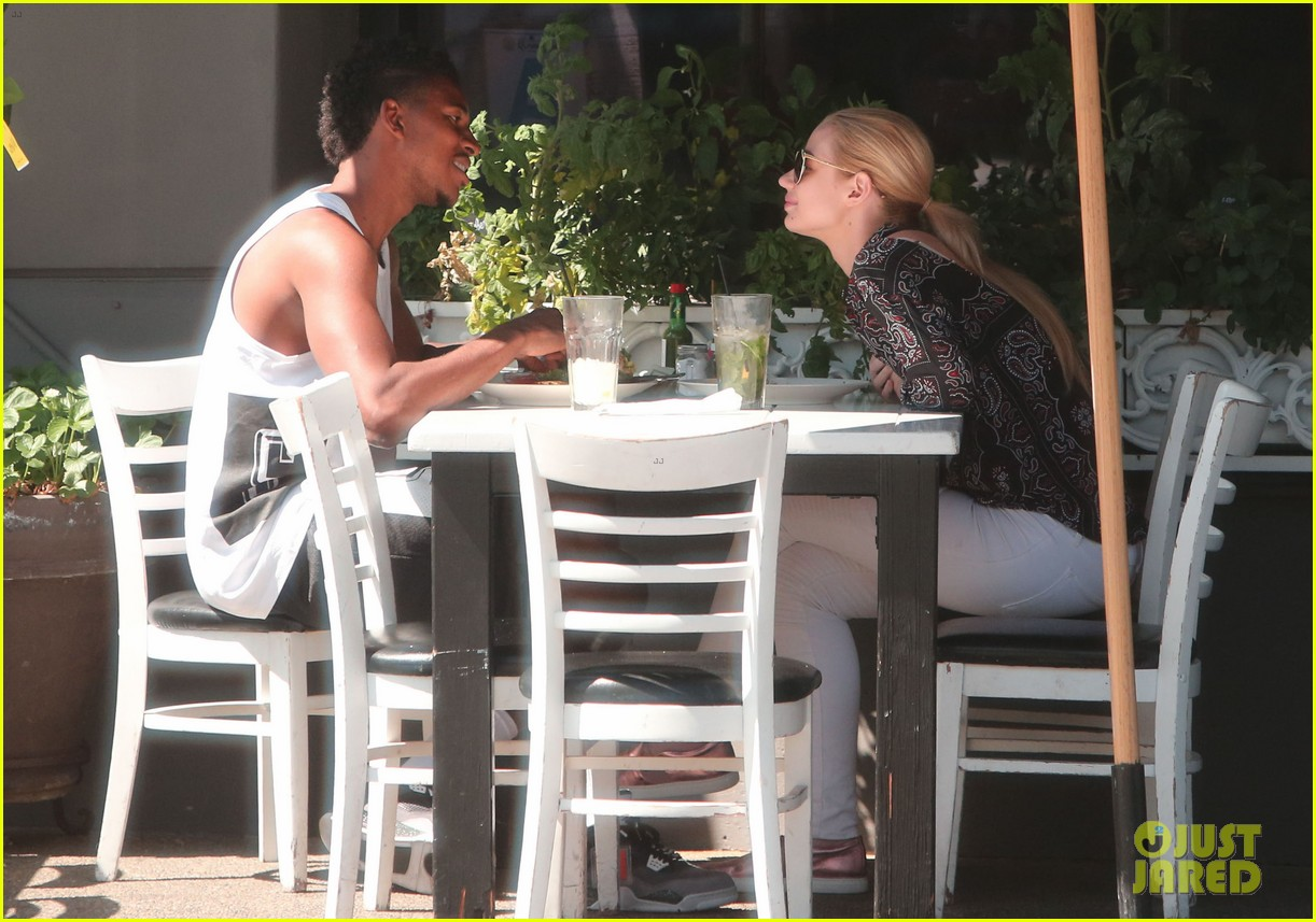 iggy azalea boyfriend nick young are one cute couple lunch 123135076