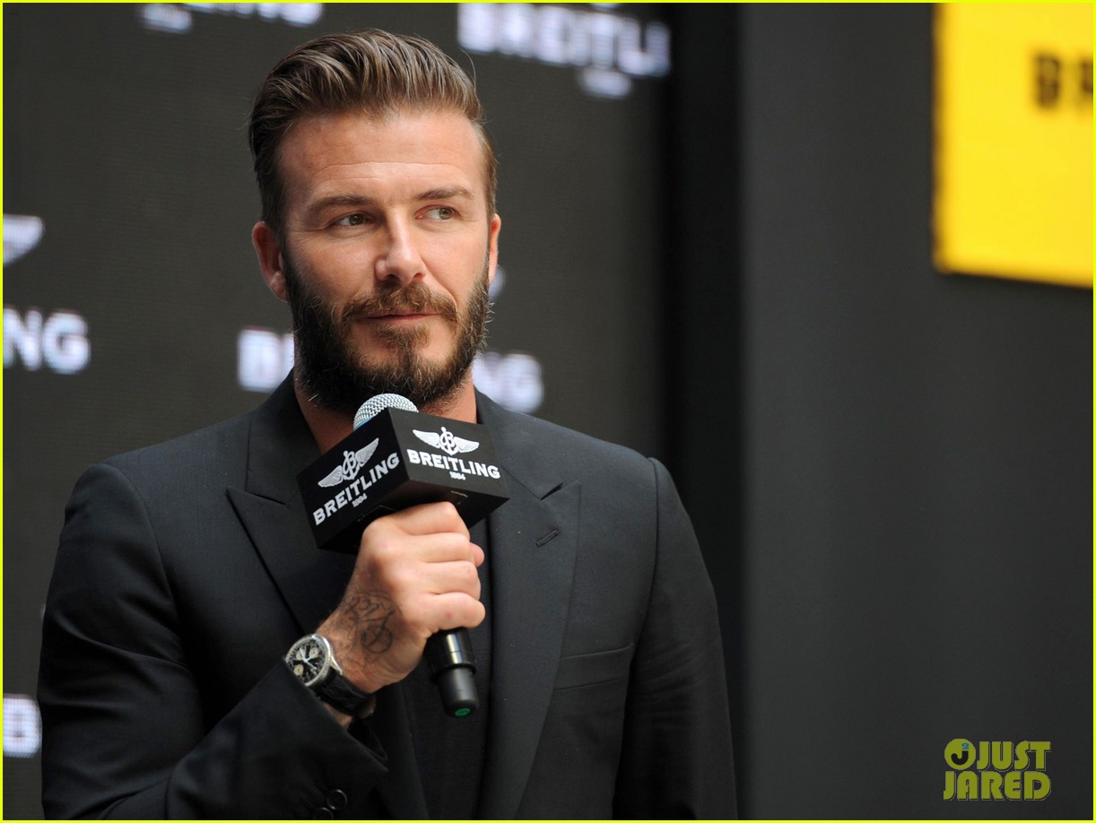 david beckham breitling press conference in beijing 123133994