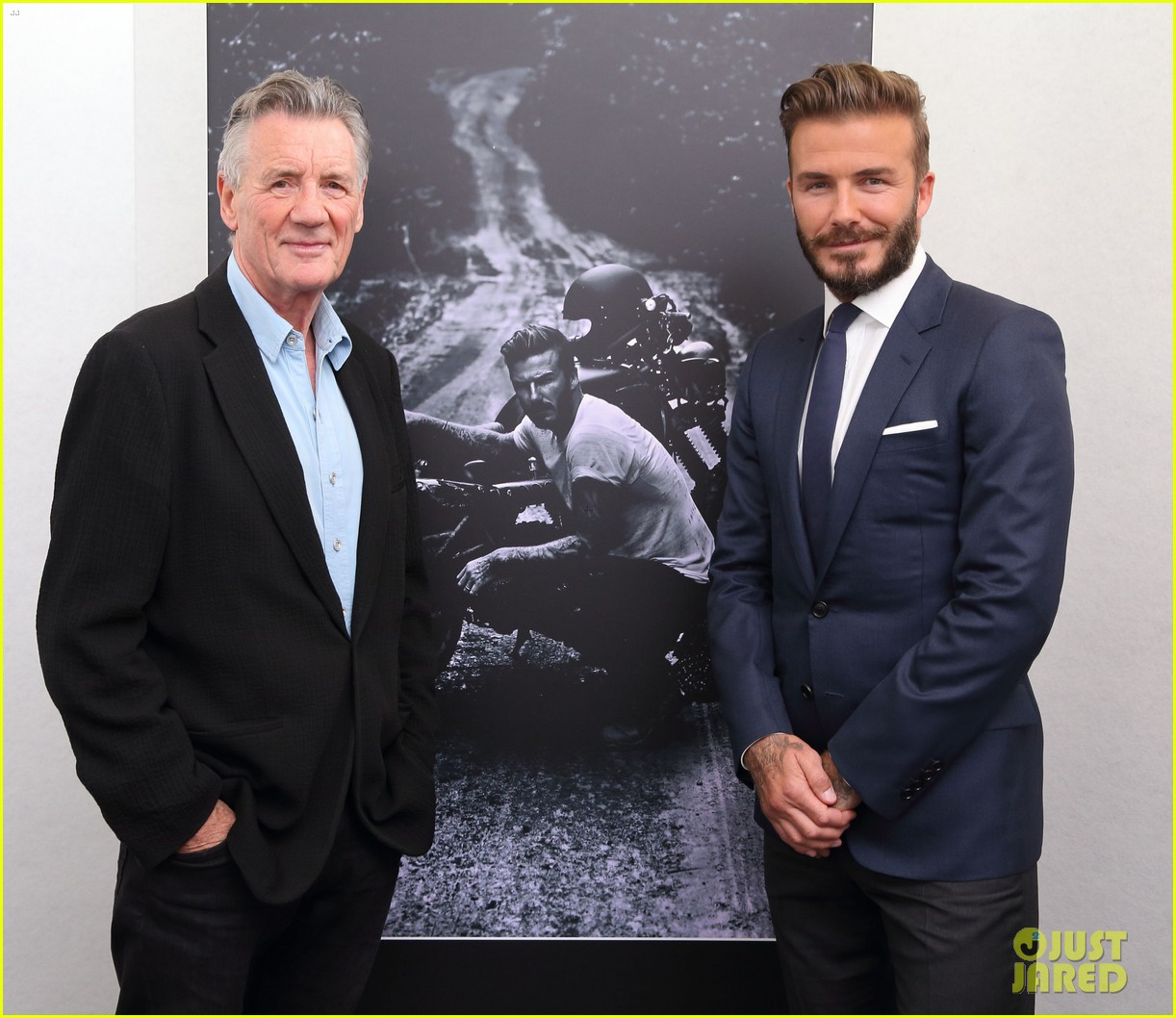 david beckham attends photo call for his documentary into the unknown 073126351