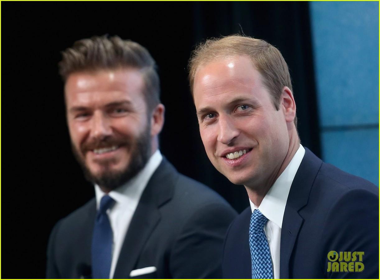 david beckham unites with prince william 063131833