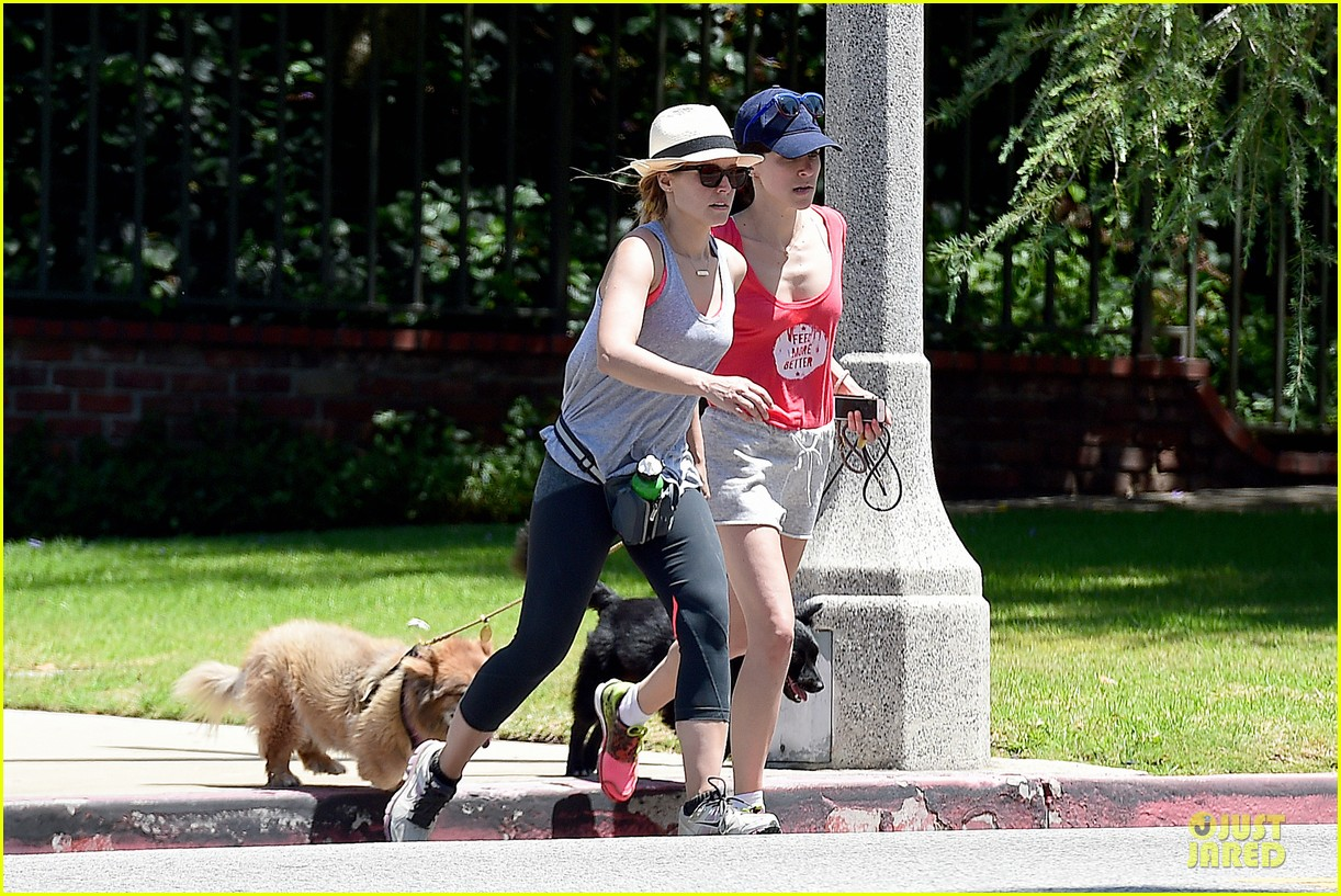 kristen bell gets new black dog 213139121