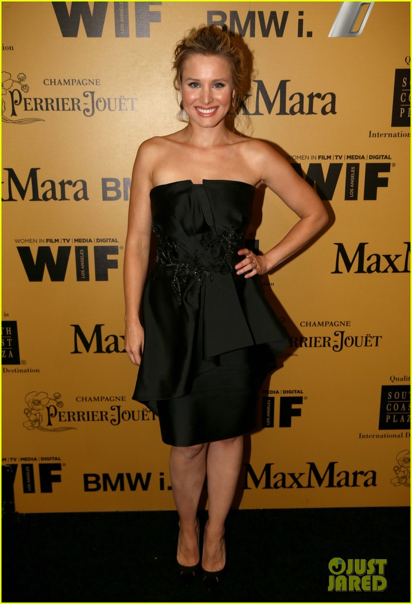kristen bell crystal lucy awards 013133998