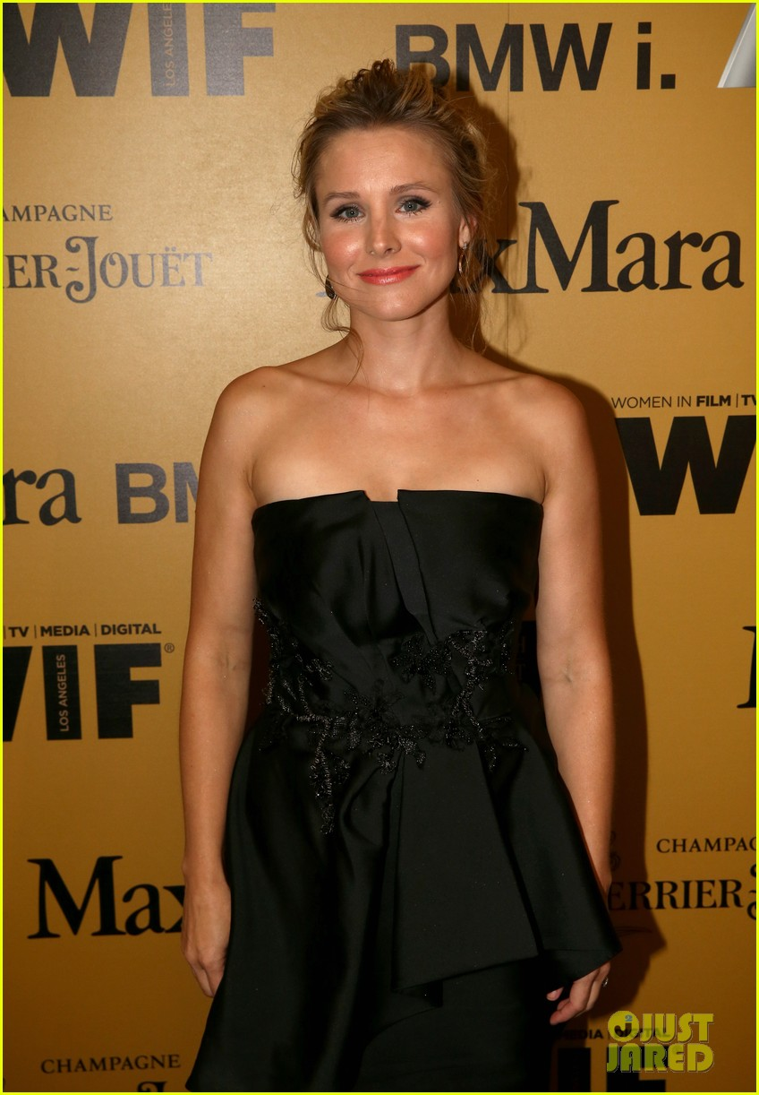 kristen bell crystal lucy awards 033134000