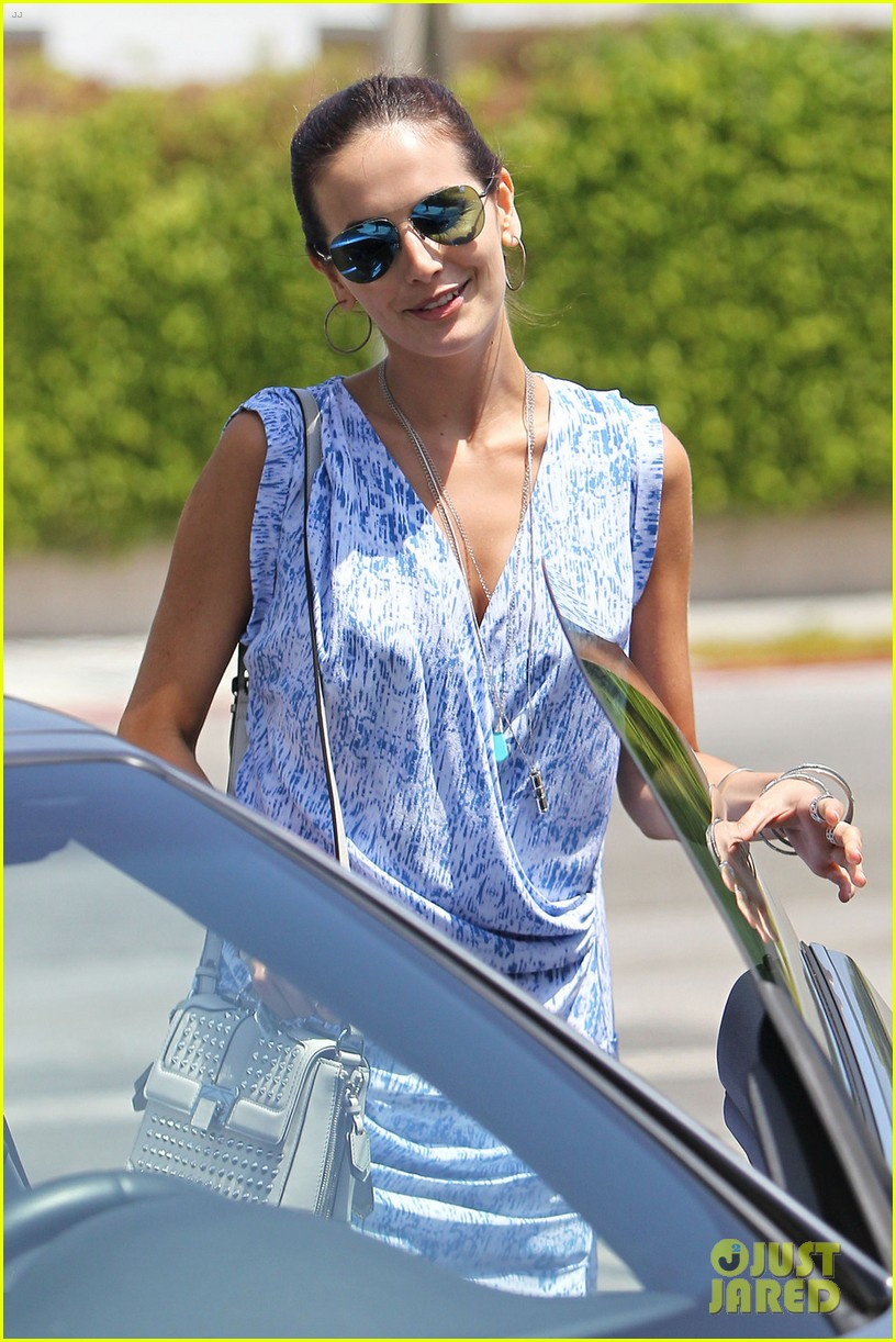 camilla belle cheers on brazil during world cup 033143471