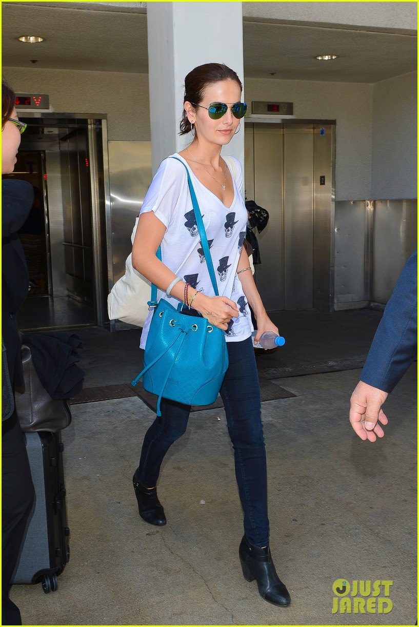 camilla belle heads home after her south american tour 053129312