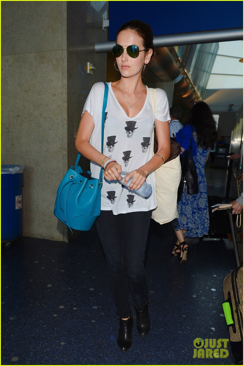 camilla belle heads home after her south american tour 093129316