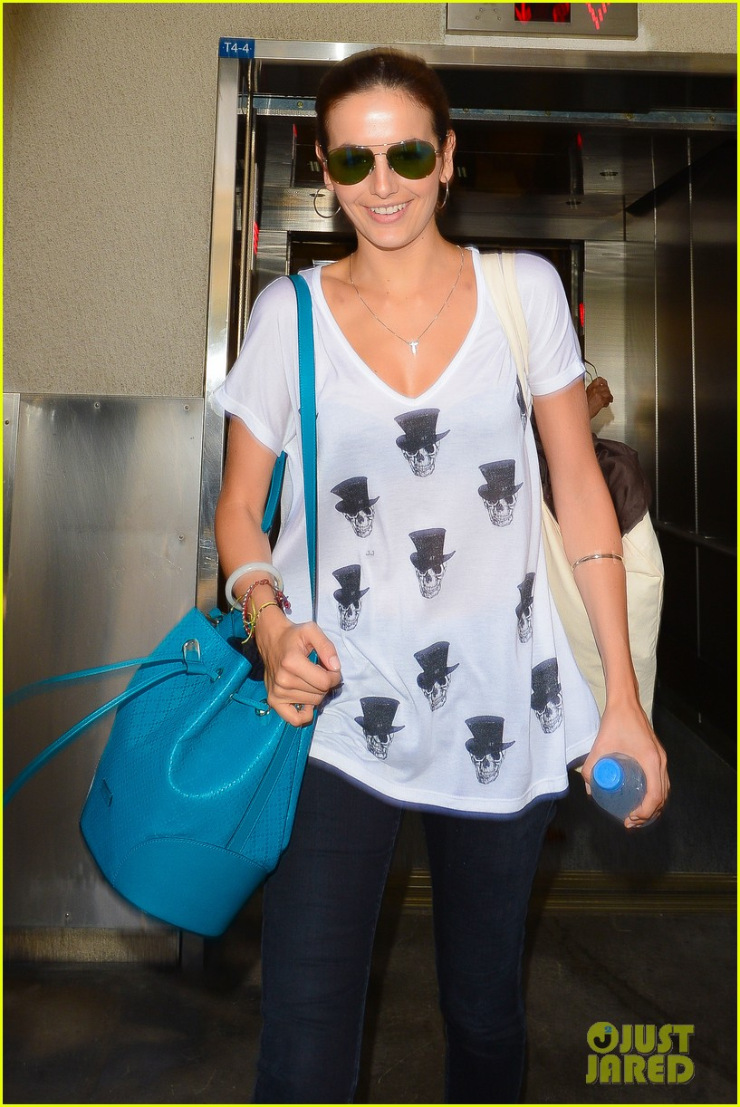 camilla belle heads home after her south american tour 113129318