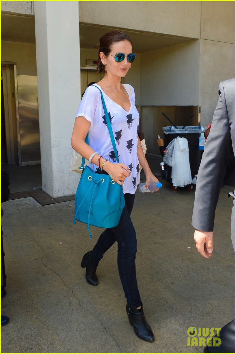 camilla belle heads home after her south american tour 133129320