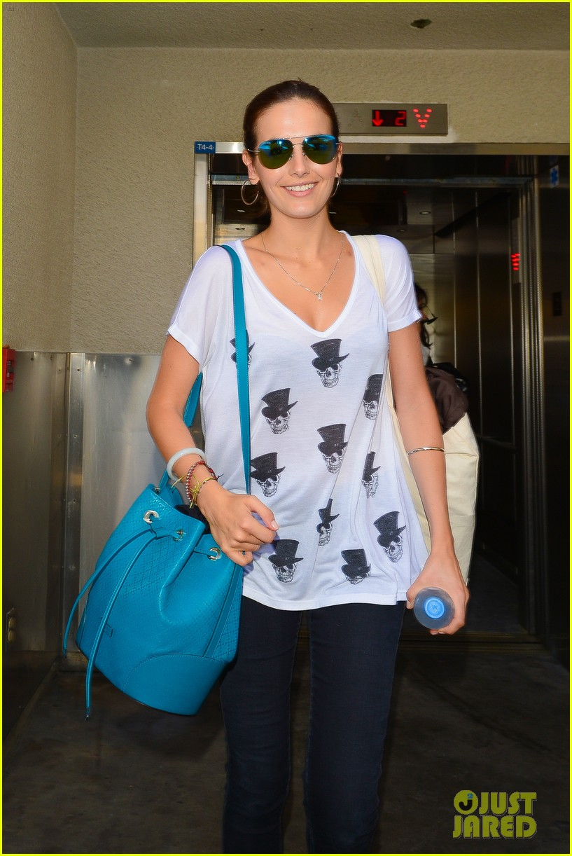 camilla belle heads home after her south american tour 143129321
