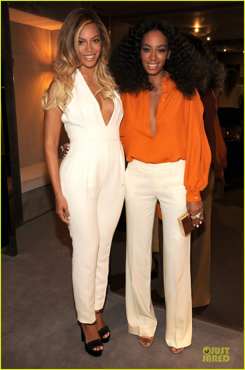 beyonce solange knowles chime for change event 013127753